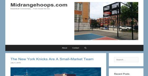 Midrange Hoops Blogging Fusion Blog Directory