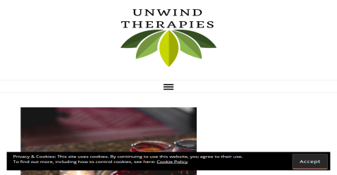 Unwind Therapies Blogging Fusion Blog Directory