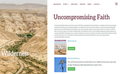 Uncompromising Faith Blogging Fusion Blog Directory