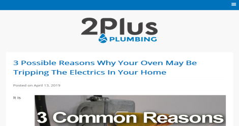2Plus Plumbing Blogging Fusion Blog Directory