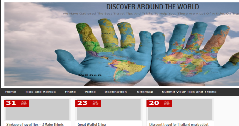 Discover around the world Blogging Fusion Blog Directory