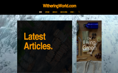 Withering World Blogging Fusion Blog Directory