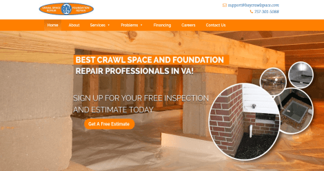 Bay Crawlspace Blog Blogging Fusion Blog Directory