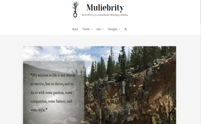 Muliebrity Mile Blogging Fusion Blog Directory
