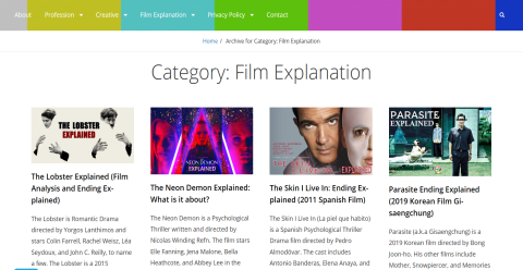 This is Barry - Film Blogging Fusion Blog Directory