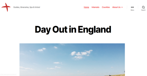 Day Out in England Blogging Fusion Blog Directory