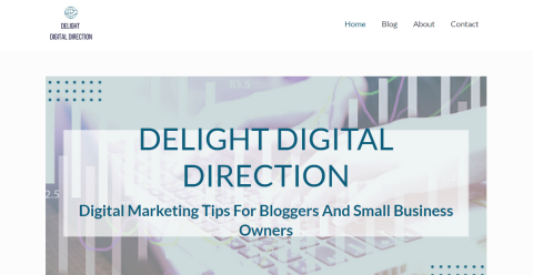 Delight Digital Direction Blogging Fusion Blog Directory