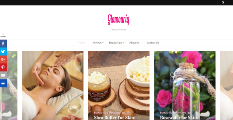 Get skincare,hair care and Blogging Fusion Blog Directory