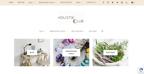 Holistik Club Blogging Fusion Blog Directory