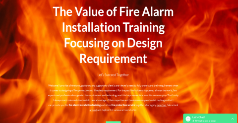 Fire Alarm Installation Blogging Fusion Blog Directory