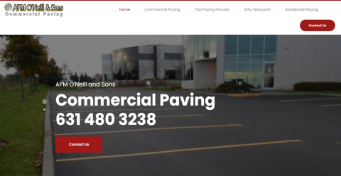 Commercial Paving Asphalt at Blogging Fusion Blog Directory