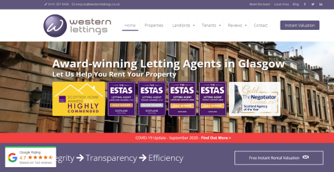 Western Lettings Blog Blogging Fusion Blog Directory