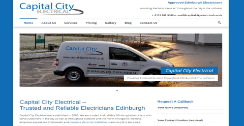 Capital City Electrical Blog Blogging Fusion Blog Directory