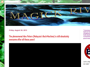 MAGICK RIVER Blogging Fusion Blog Directory