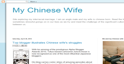 Inter Racial Marriage Blogging Fusion Blog Directory