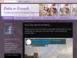 Weddings in Spain Blogging Fusion Blog Directory