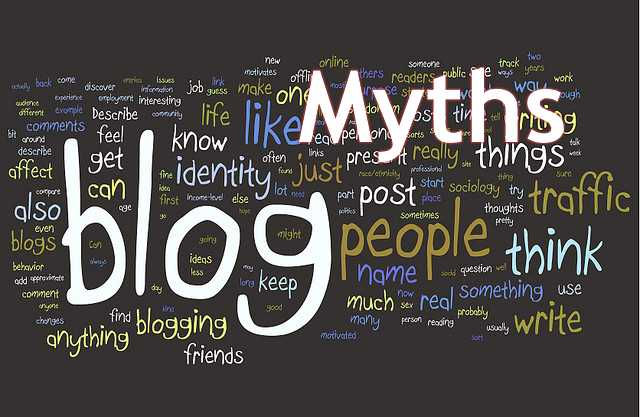 Debunking the 10 Common Social Media Myths Blogging Fusion Blog Directory