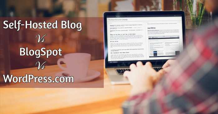 Why I Decided to Self Host My Blog Blogging Fusion Blog Directory