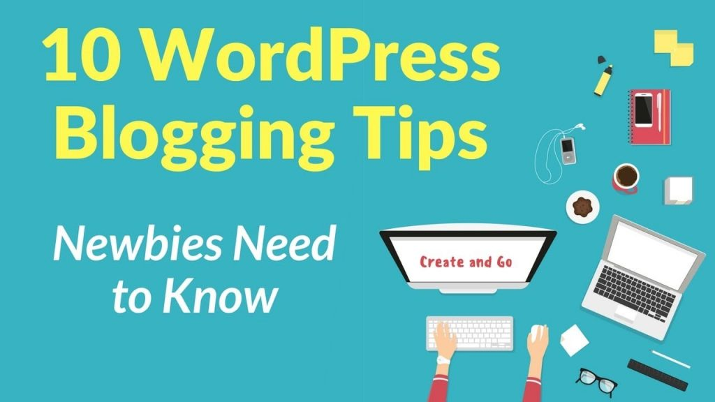 10 Needed Tips for WordPress Beginners Blogging Fusion Blog Directory