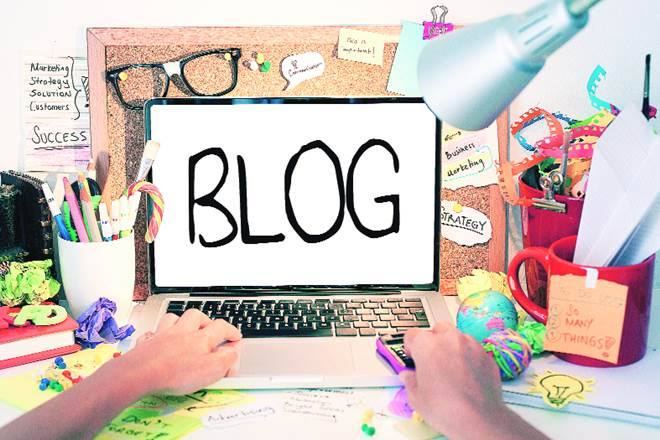 Confessions of a Blogging Junkie