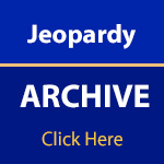 Jeopardy Questions Archive